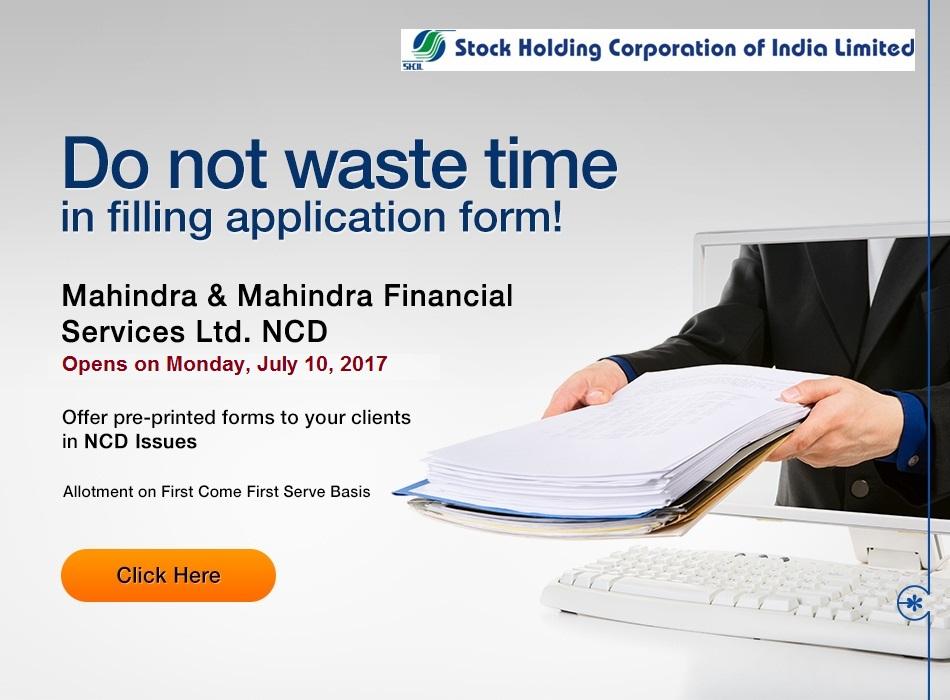 Mahindra Amp Mahindra Financial Services Limited Ncd